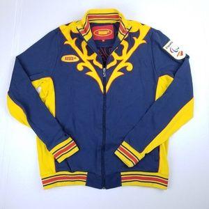 Genuine Olympics Uniform Staff Spain2012 XL Jacket